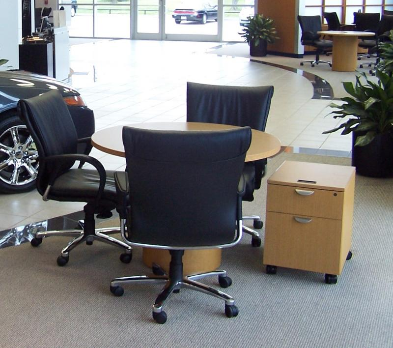 Acura Sales: The Furniture Depicted Below Was Sold