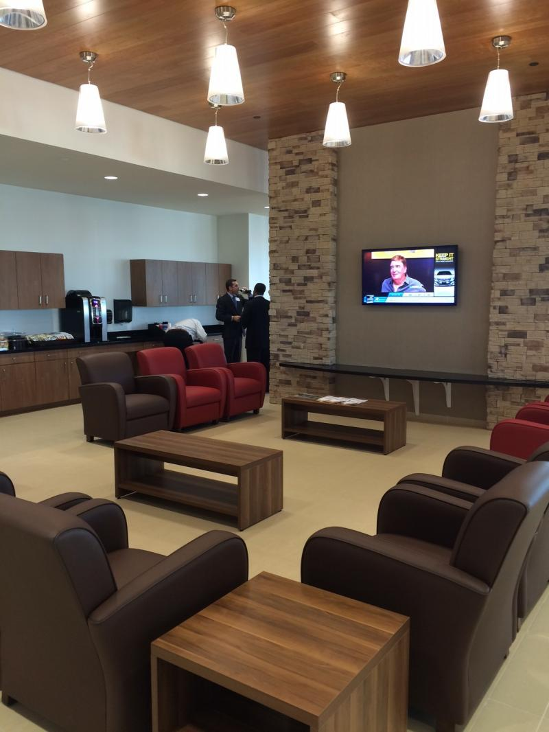 Usa Car Sales >> The Wells Group - Toyota Dealership Furniture - Toyota Image USA II TOYOTA DEALERSHIP SHOWROOM ...