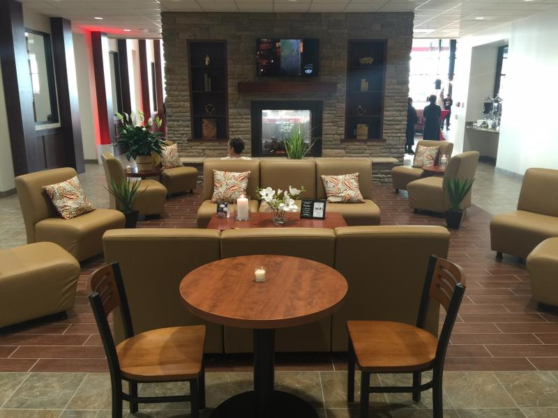 wells group customer lounge