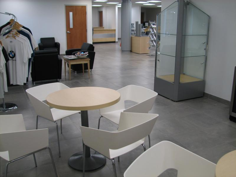 The Wells Group Bmw Furniture